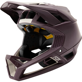 Fox Proframe Matte Full Face Helmet Men dark purple